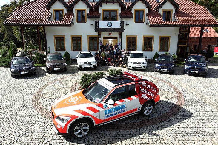 Szkolenie BMW Group Polska i WOŚP