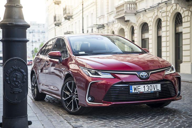 Nowa Corolla bije rekordy popularności w Polsce