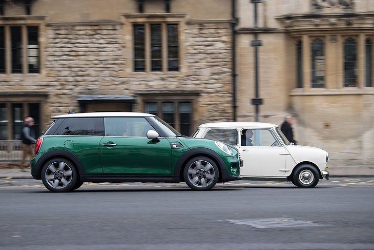 W Mini zawsze chodziło o to, że małe jest piękne. Dotyczy to nie tylko samochodu, ale także silnika.