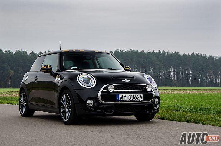 Nowe Mini Cooper S Test Autokultpl