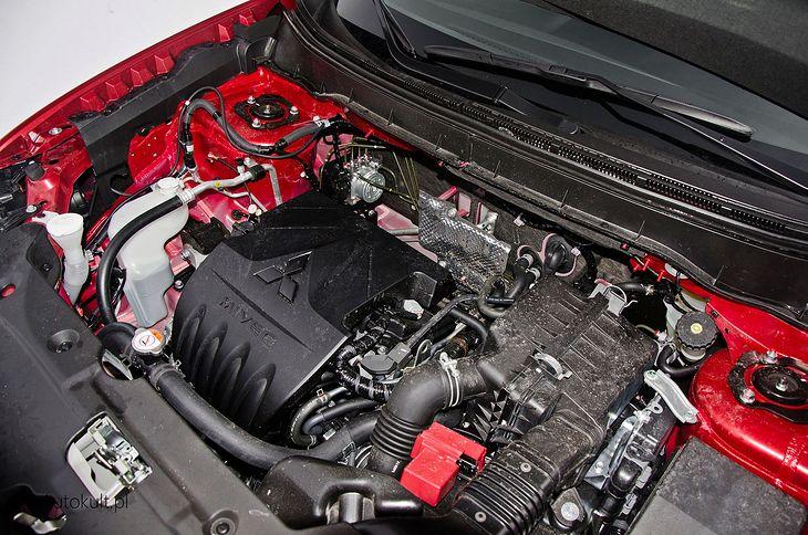 Mitsubishi MIVEC