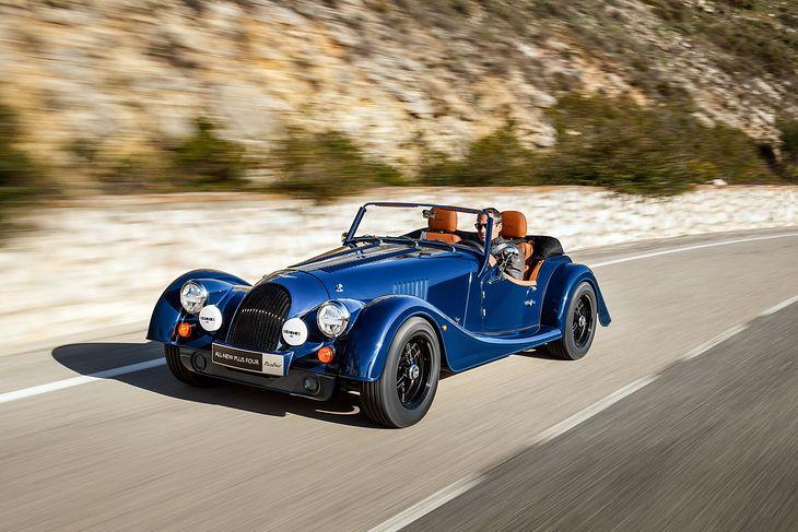 Auto jest znacznie nowocześniejsze, niż mógłby wskazywać na to jego wygląd.