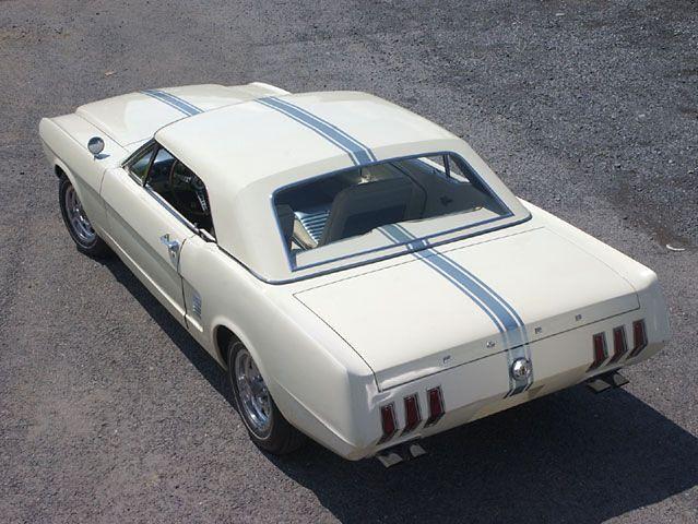 1963 Ford Mustang II zapomniane koncepty | Autokult.pl