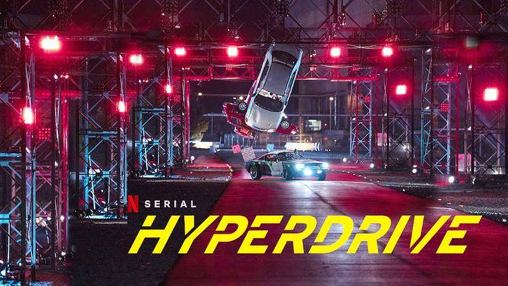 Hyperdrive to nie tylko ściganie, ale i inne, emocjonujące pojedynki motoryzacyjne.
