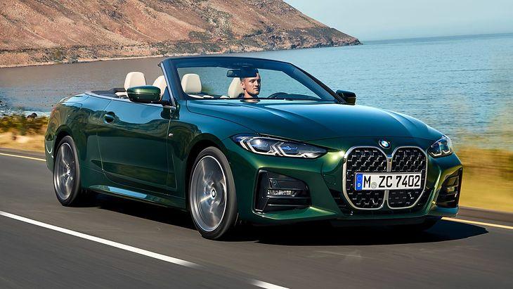 BMW Serii 4 technicznie niewiele różni się od coupe.
