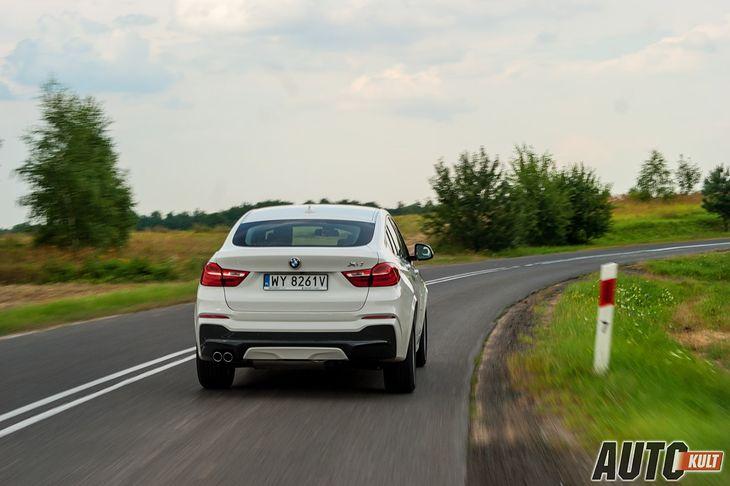 Dla potrzeb porównawczych na zdjęciach znajduje się BMW X3 xDrive28i oraz BMW X4 xDrive30d wyposażone w pakiet sportowy M