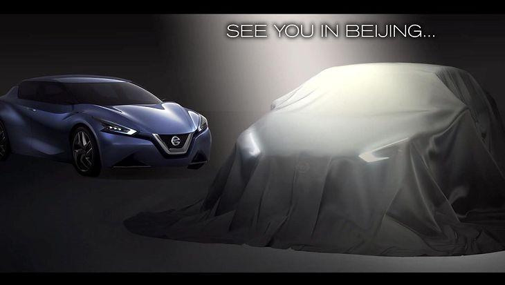 Nissan Concept Auto China 2014