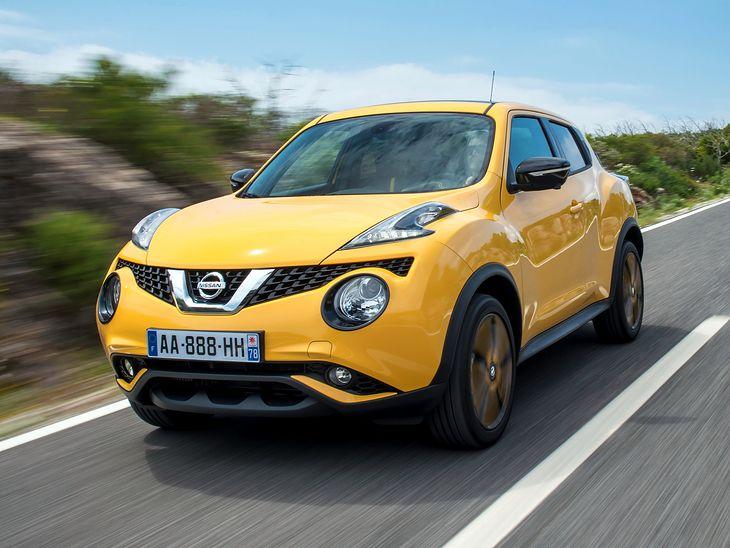 Takim autem jeszcze można wyjechać z salonu, ale następca już czeka. Nissan Juke to jeden z najstarszych modeli na rynku, ale nie nastarszy.