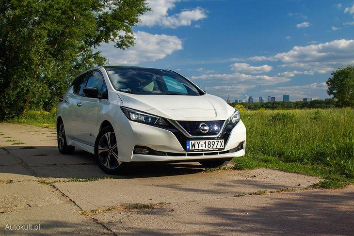 Nissan Leaf jest jedną z ciekawszych propozycji w segmencie aut elektrycznych. Niestety jest zbyt drogi, by uzyskać dopłatę przy jego zakupie.