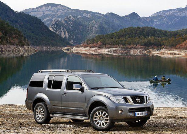 Nissan Pathfinder 3