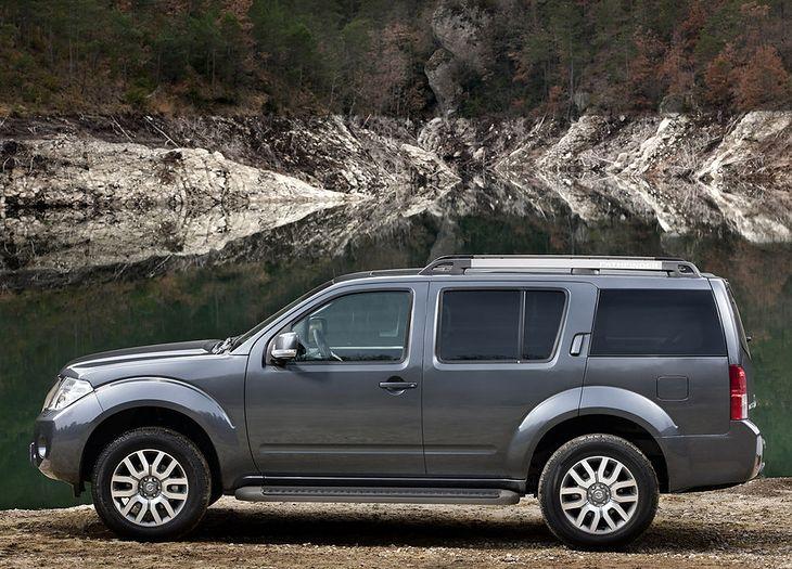 Nissan Pathfinder 3 [awarie i problemy] | Autokult pl