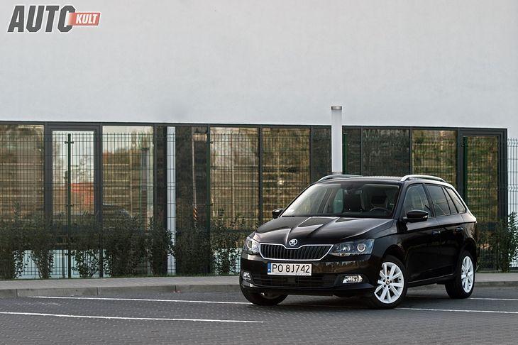 nowa Škoda fabia combi 1.2 tsi - test, opinia, spalanie, cena