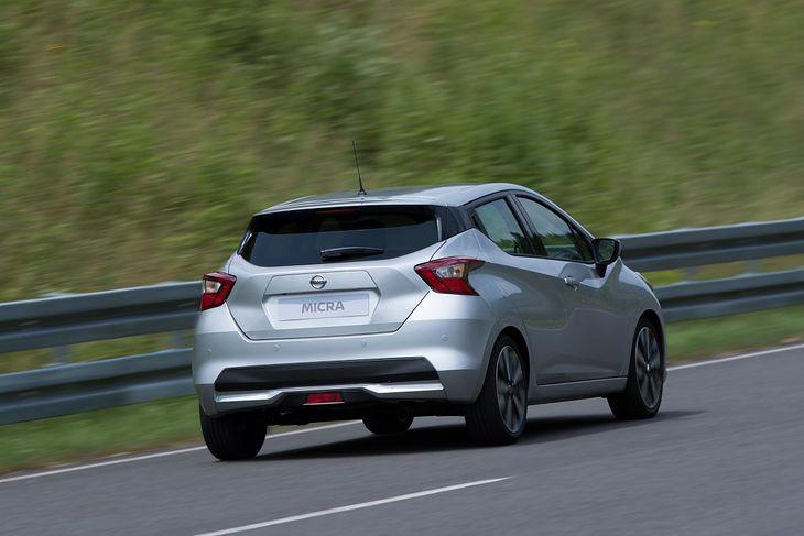 Nowy Nissan Micra (2017) - informacje, zdjęcia, kiedy w ...