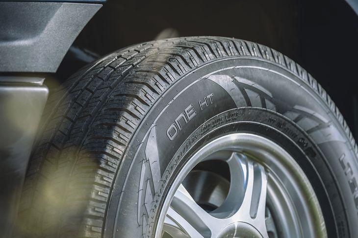 Wersja HT przystosowana jest dla samochodów dostawczych