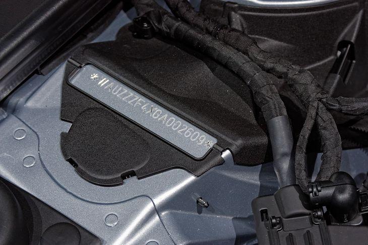 Numer VIN to tylko jedna z informacji potrzebnych, by dostać się do zasobów bazy danych o pojazdach