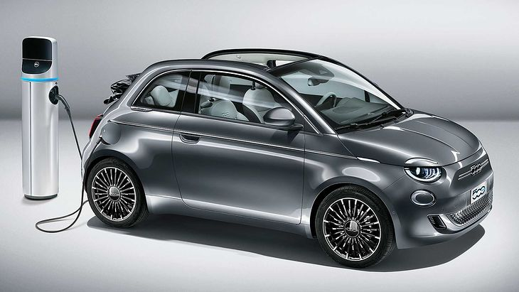 Fiat 500 to zupełnie nowa konstrukcja.