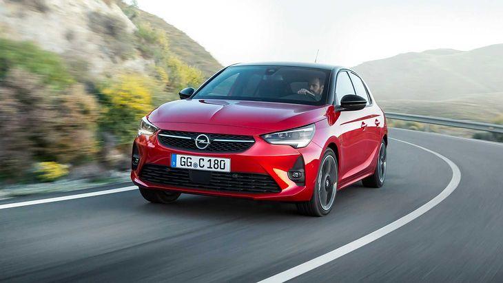 Opel Corsa (F)