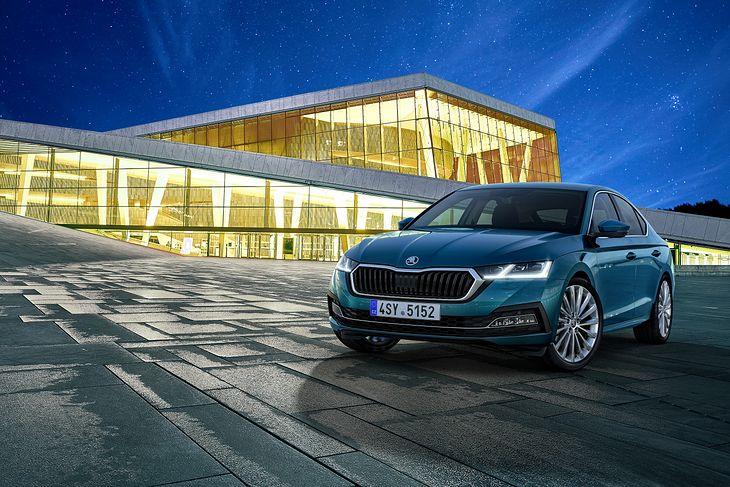 Nowa Octavia ma szanse zachować fotel lidera pod względem najczęściej kupowanego auta w Polsce