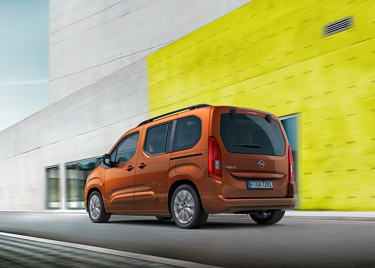 Opel Combo-e Life