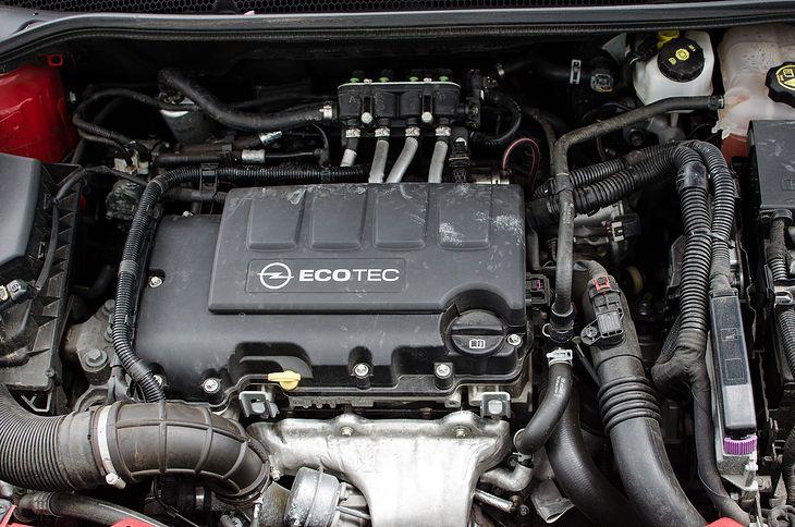 Taki silnik 1.4 Turbo Opla z fabrycznym autogazem nawet sam testowałem.