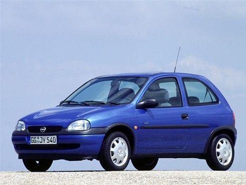 jaki samochód używany kupić? opel corsa b, czyli hatchback nie tylko
