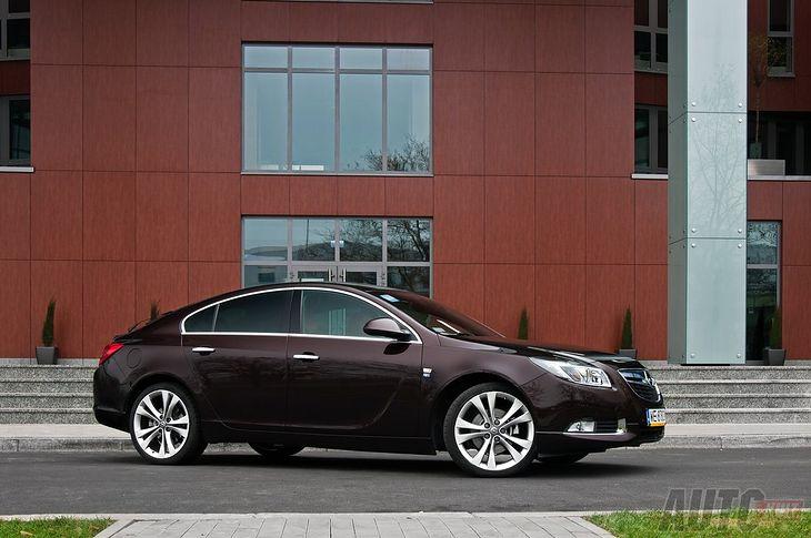 Zaawansowane Używany Opel Insignia 2.0 CDTI (2008-2013) - poradnik kupującego OG89