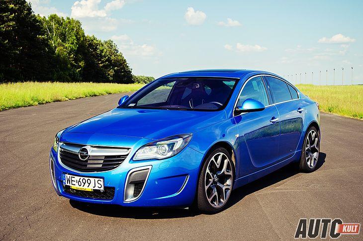 78 Opel Insignia Opinie Oceny Testy Spalanie Dane