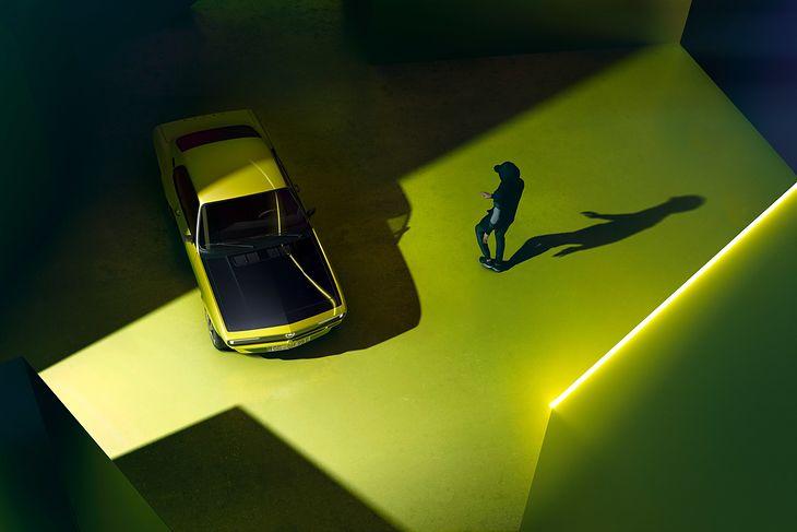 Czy Opel Manta GSe ElektroMOD to tylko koncept? Przekonamy się niebawem.