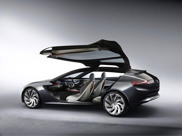 Auto Design Tech: Opel Monza Concept - Co Z Tego Będzie?