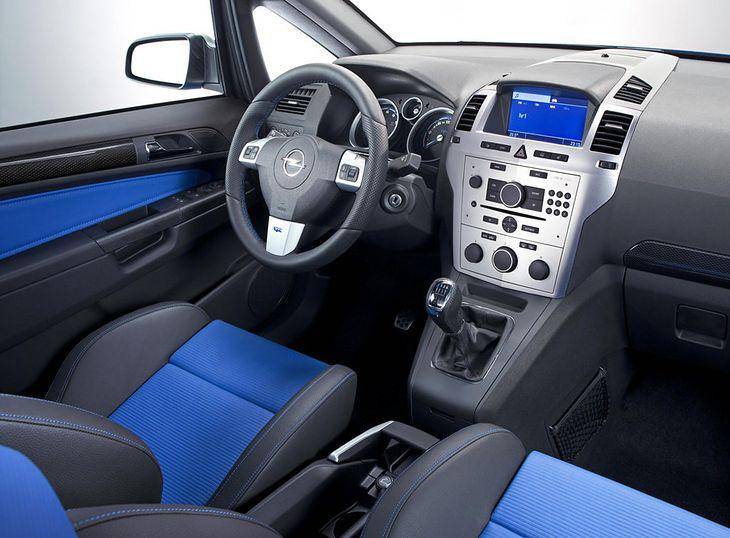 Opel zafira b awarie i problemy for Opel corsa 2010 interior