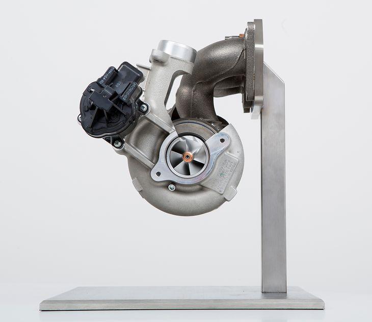 Turbosprężarka BMW
