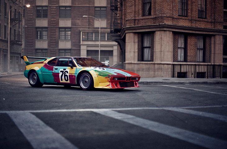 BMW M1 Art Car (1979)
