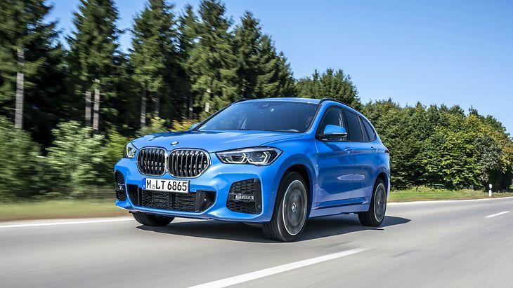 BMW X1 w wersji plug-in kupimy już za 186 600 zł.