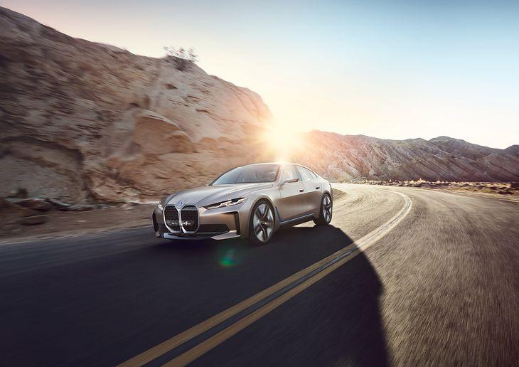 Choć to koncept, BMW podkreśla, że jest on bardzo zbliżony do produkcyjnej wersji