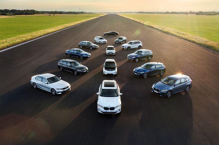 BMW w 2021 roku (fot. BMW)