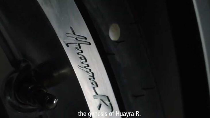 Pagani Huayra R będzie prawdopodobnie najostrzejszym modelem marki.