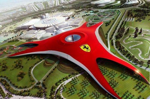 Park rozrywki Ferrari