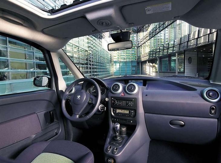Peugeot 1007 Awarie I Problemy Autokult Pl