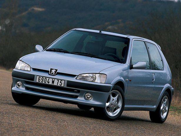 Peugeot 106 zwinny i ekonomiczny hatchback