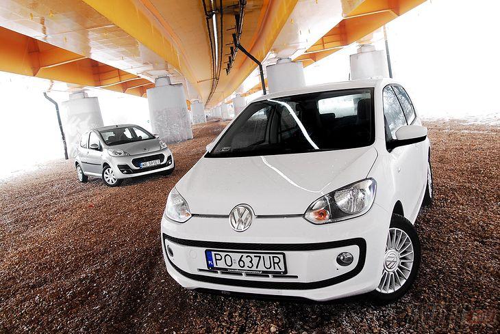 Peugeot 107 i VW up! W tych dwóch maluchach, a konkretnie aż w sześciu modelach, korozja może być problemem.