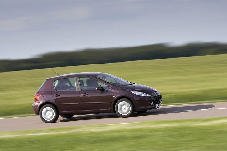 Peugeot 307 to na rynku oferta z bardzo dobrą relacją ceny do jakości.