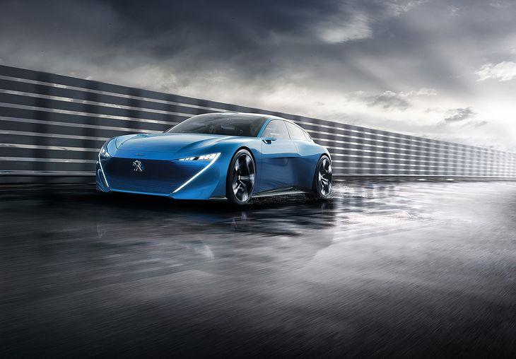 Peugeot Instinct Concept to jedna z najnowszych wizji producenta. Prawdopodobnie przód nowej generacji 508 ma być inspirowany tym modelem