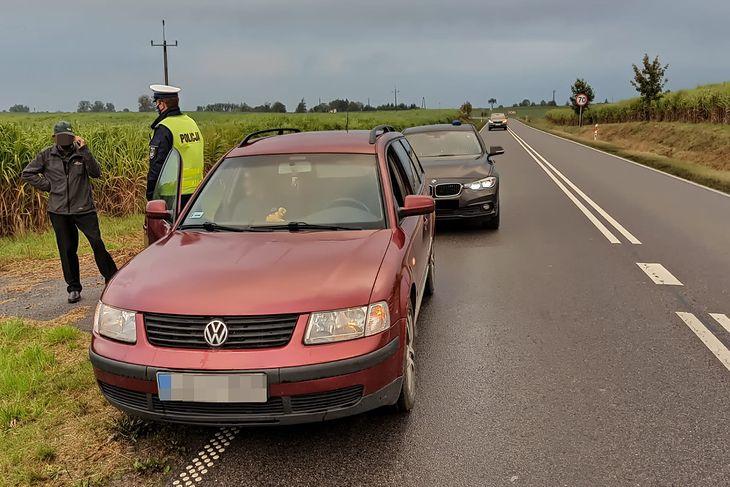 Najczęstszym przestępstwem w ruchu drogowym jest w Polsce prowadzenie po spożyciu alkoholu