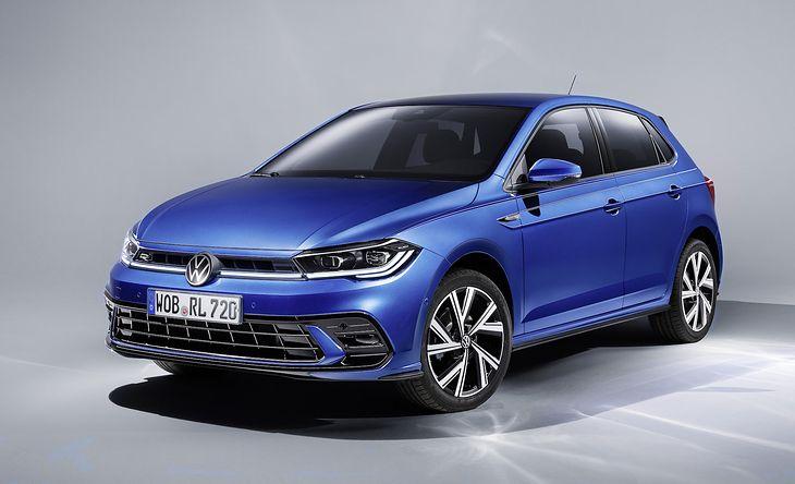 Świetlna listwa, czyli dyskusyjny wyróżnik nowych modeli VW.