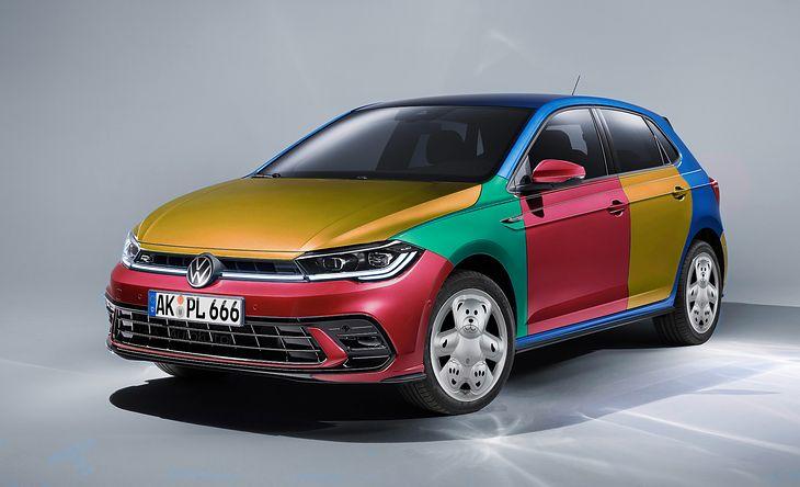 Volkswagen Polo Harlekin 2021