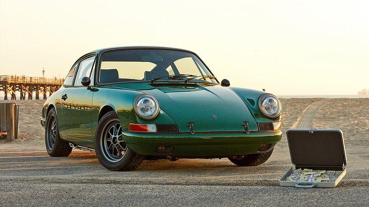 2-litrowy bokser z Porsche 911 z roku 1968 ustąpił miejsca elektrycznemu napędowi z Tesli Model S P85