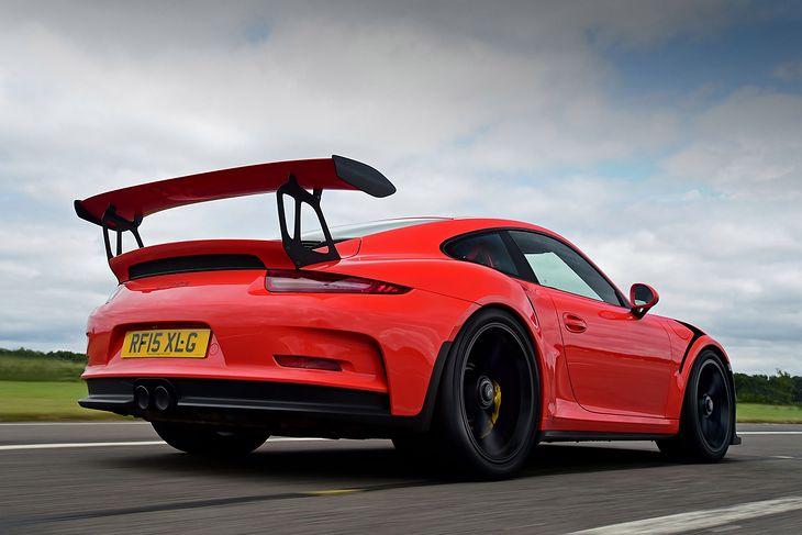 Porsche 911 (991) GT3 RS '2015