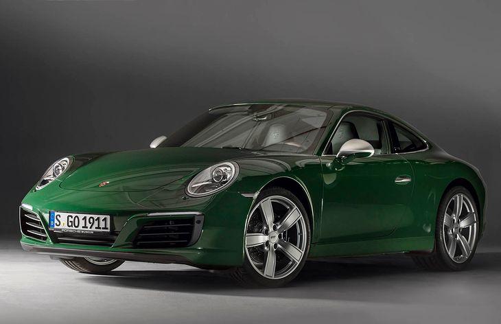 Porsche 911 - egzemplarz numer 1 000 000