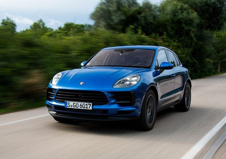 Porsche Macan (zdjęcie poglądowe)