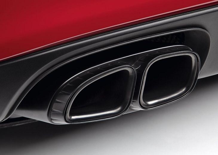 Porsche Panamera GTS 2012, końcówka wydechu